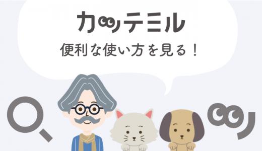 """iPhone""""裏技機能""""が地味にスゴい!【カッテミルの使い方】"""