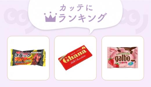 10代・20代の女子が買ったチョコレート、1位はコスパ最強の…【編集部セレクト!カッテにランキング】