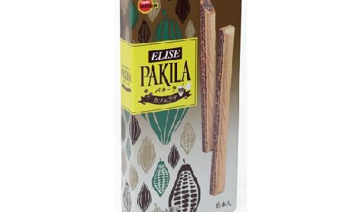 ミルク感とコーヒーの濃厚な味わい 「パキーラカフェラテ」新発売