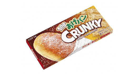 ロッテ「クランキー」に、給食の定番「あげパン」味が新登場!