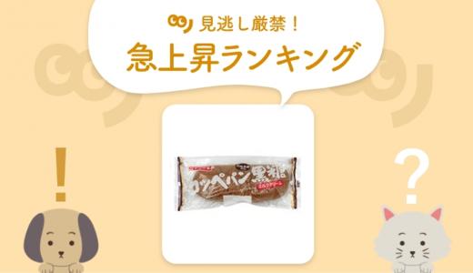 昭和から愛され続ける「コッペパン」が上位ランクイン【2/9~2/14 人気急上昇ランキング】
