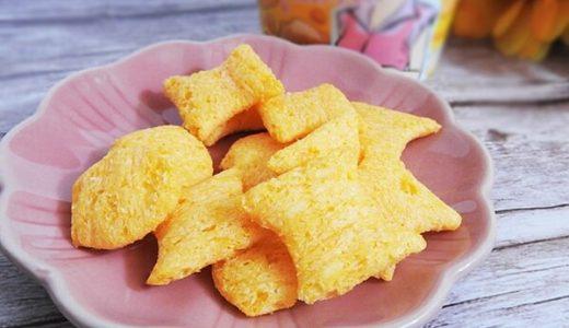 """【新商品食レポ】""""コロナ太り""""も怖くない!? カロリー控えめコンビニスナック「サクサクチー」4種のチーズ、"""