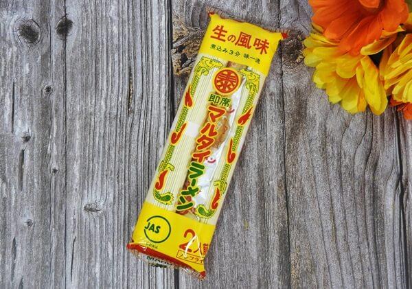 第2位:マルタイラーメン 価格:138円(税抜)