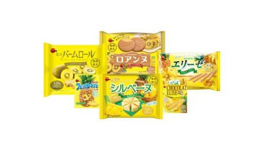 夏に食べたい!すっきりさわやかな「ショコラエリーゼゴールデンパイン」など6品新発売!