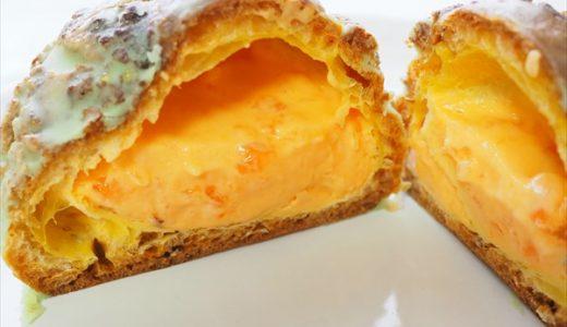 【コンビニスイーツ・今週のおすすめ】ファミリーマート「メロンクッキーシュー」、濃厚赤肉メロンクリームがハンパない!