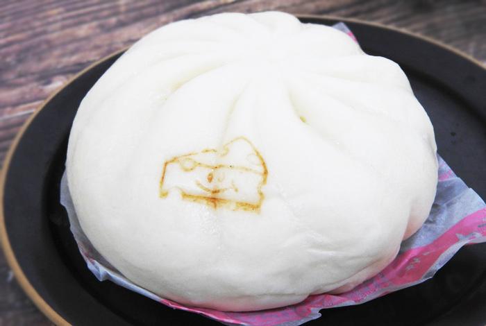 5種のチーズ肉まん(セブンイレブン)価格:130円(税込)