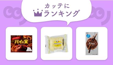 【編集部セレクト!カッテにランキング】人気の「ショコラ」1位は、ずっしり板チョコ入りの定番商品!