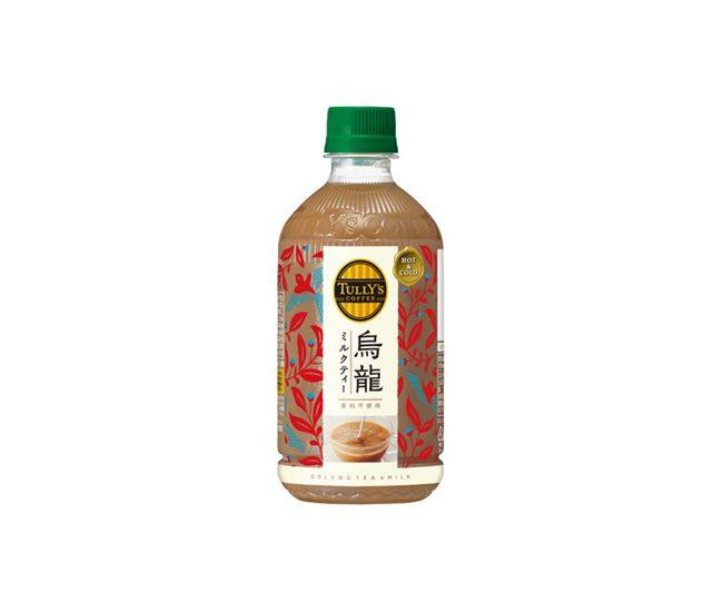 「TULLY'S COFFEE 烏龍ミルクティー」