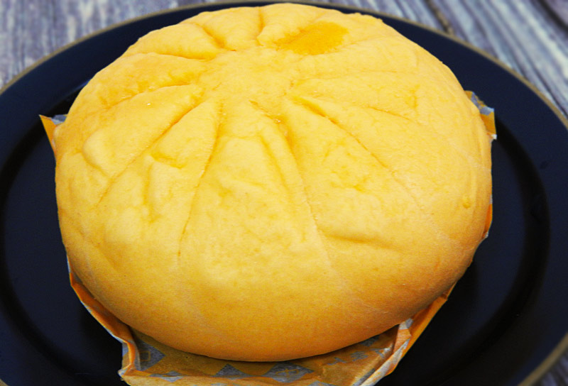 とろーりチーズのピザまん(ローソン) 価格:130円(税込)