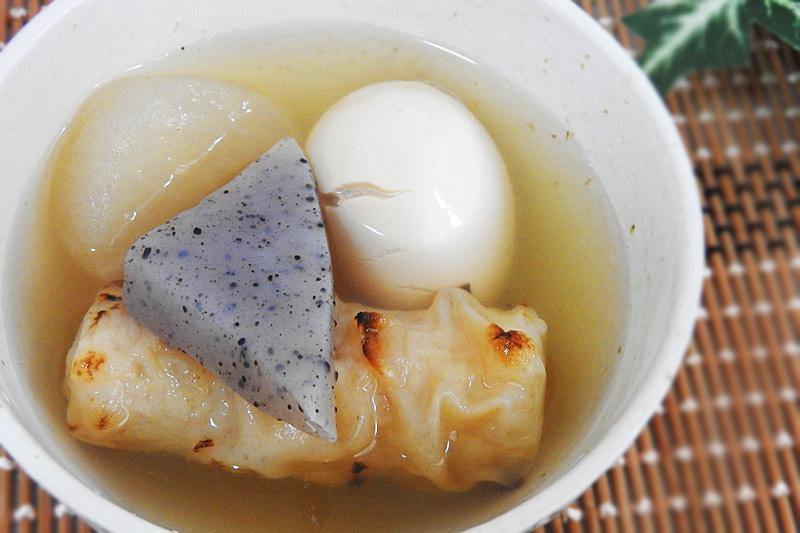 日本の伝統料理おでん(ローソン) 価格:298円(税込)