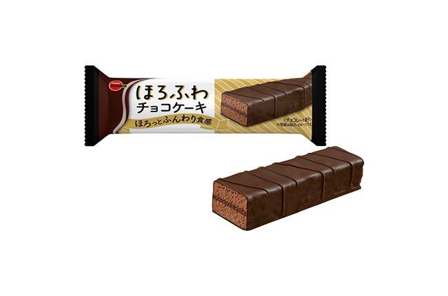「ほろふわチョコケーキ」