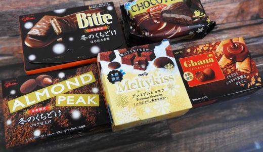 【コンビニお菓子食べ比べ】2020年・冬に食べるべきチョコレート菓子ランキング ベスト5
