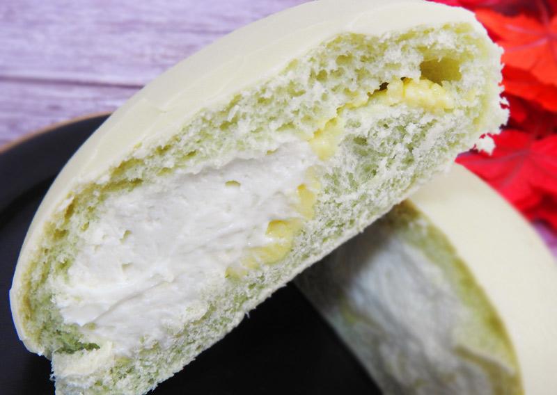 セブンイレブン「飯岡貴味メロンのクリームパン」価格:159円(税込)