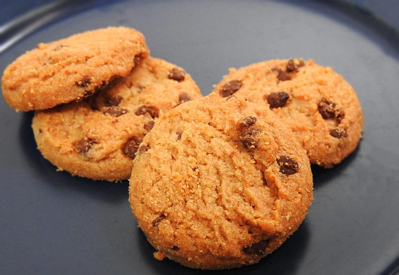 チョコチップクッキー(ローソン)価格:100円(税抜)