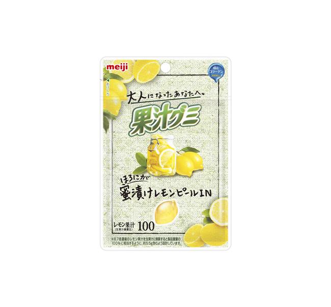 「大人果汁グミレモンピール」