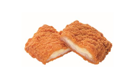 【ファミマ】4種の濃厚チーズ入り「クワトロチーズインファミチキ」新発売