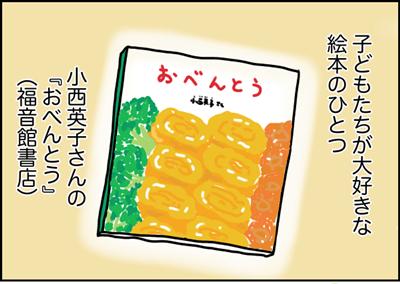 【連載・ママの買い物かご】「イシイのおべんとクン ミートボール」で絵本そっくりのお弁当作り