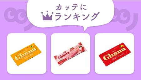 バレンタイン目前!人気のガーナチョコレート第1位は?【編集部セレクト!カッテにランキング】