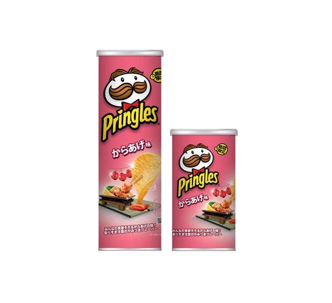 「プリングルズ〈からあげ味〉」