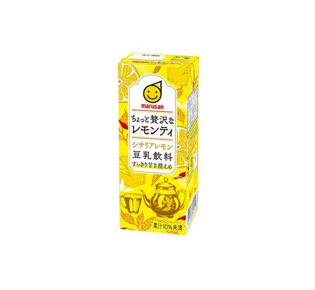 ちょっと贅沢なレモンティシチリアレモン