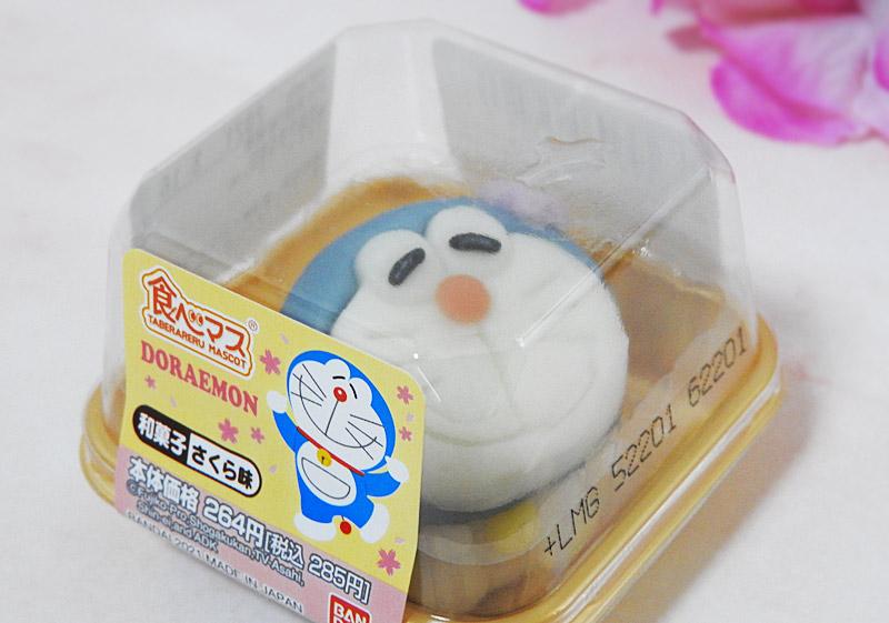 食べマス ドラえもん さくら味(ローソン)価格:285円(税込)