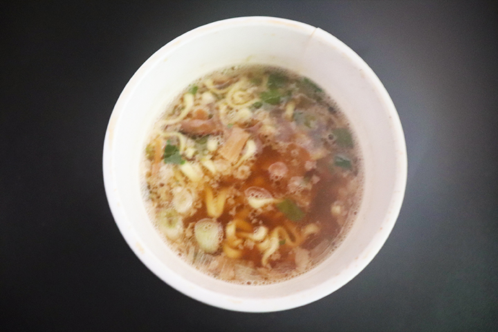 明星 麺神カップ 極旨魚介醤油 価格:230円(税抜)