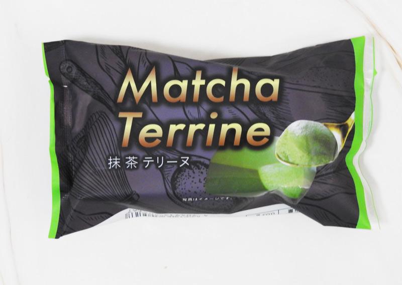 抹茶テリーヌ(徳島産業)参考価格:198円(税込)