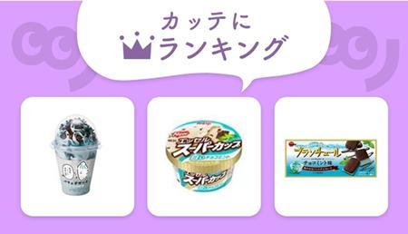 アイスからお菓子まで!人気の「チョコミント」商品は?【編集部セレクト!カッテにランキング】
