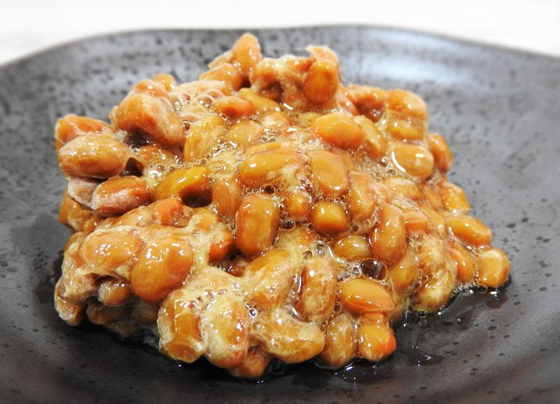 発酵コラーゲン納豆(タカノフーズ) 参考価格:128円(税込)