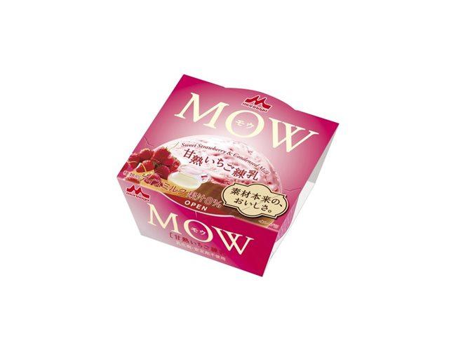 MOW(モウ) 甘熟いちご練乳