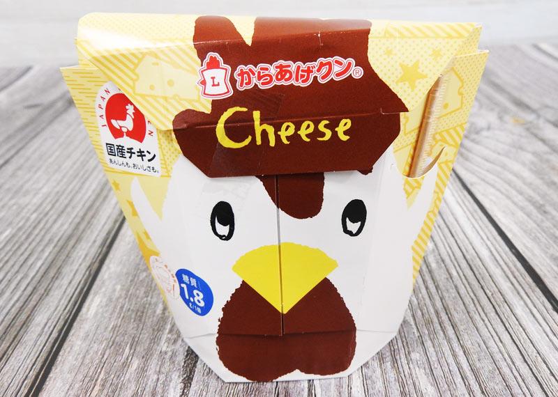 からあげクン 北海道チーズ(ローソン)価格:216円(税込)