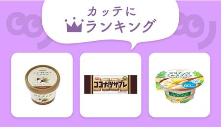 美容や健康、ダイエットにも!売れてる「ココナッツ」は?【編集部セレクト!カッテにランキング】