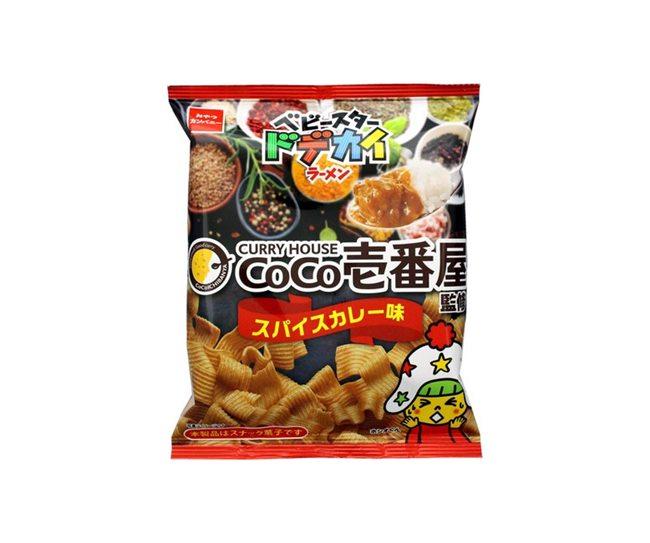 ベビースタードデカイラーメン(CoCo壱番屋監修 スパイスカレー味)
