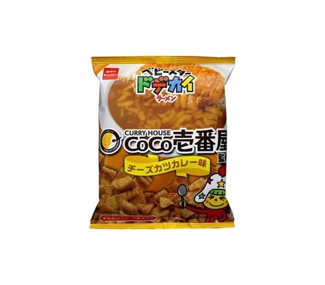 ベビースタードデカイラーメン(CoCo壱番屋監修 チーズカツカレー)
