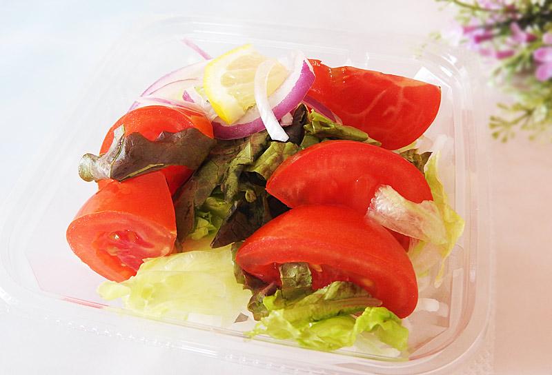 高リコピントマトのサラダ(ファミリーマート) 価格:298円(税込)