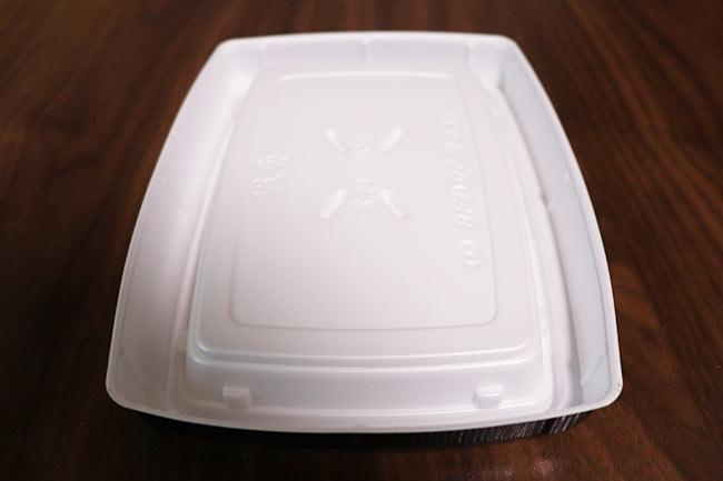 焼肉トラジ監修 牛カルビ焼肉重 価格:698円(税込)