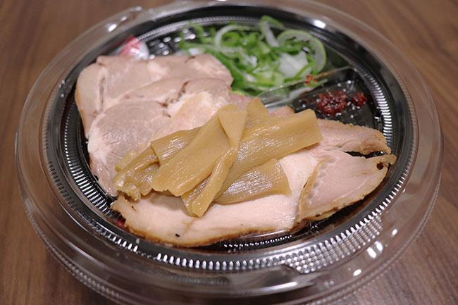 とみ田監修 濃厚豚骨魚介 冷しW焼豚つけ麺 価格594円(税込)