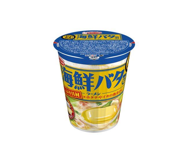 じわとろ 海鮮バター味ラーメン