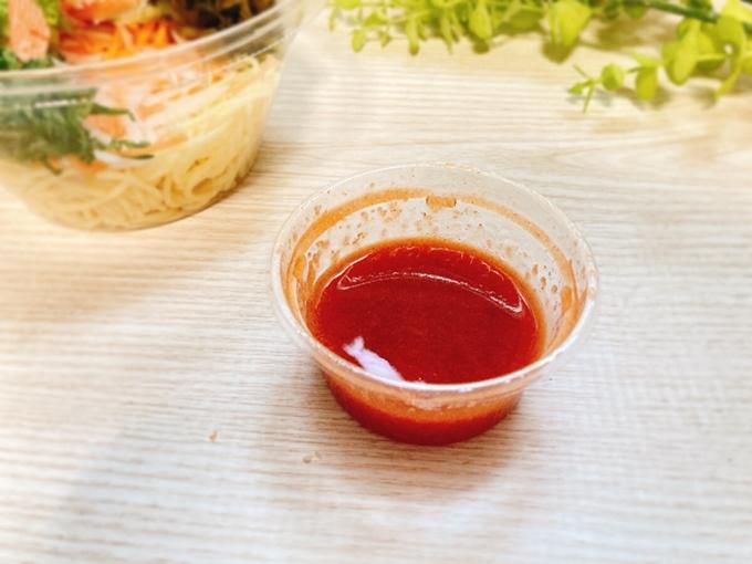 明太子と高菜のパスタサラダ(セブンイレブン) 価格:321円(税込)