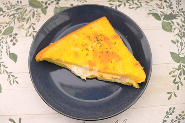 フレンチトースト ハムチーズ(ローソン) 価格:140円(税込)