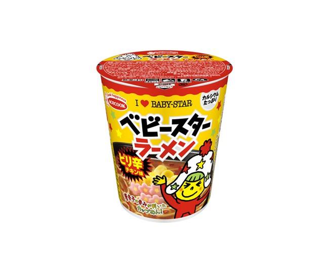 ベビースターラーメン ピリ辛チキン味