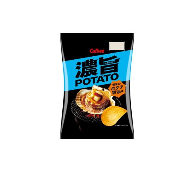 濃旨POTATO 渾身のホタテ醤油味
