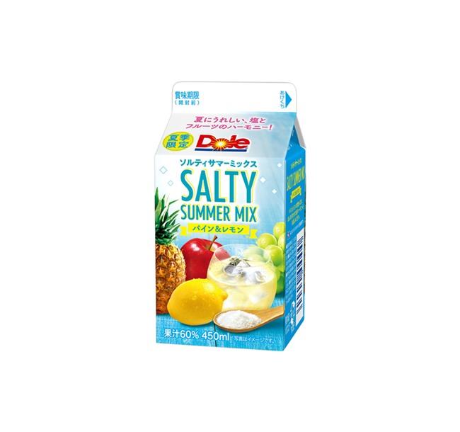 Dole SALTY SUMMER MIX パイン&レモン