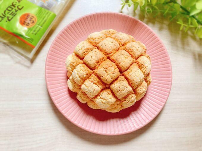 ファミマ・ザ・メロンパン 価格:110円(税込)