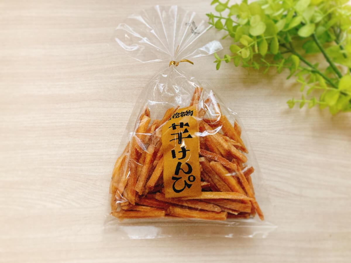 巾着芋けんぴ(横山食品) 価格:178円(税込)