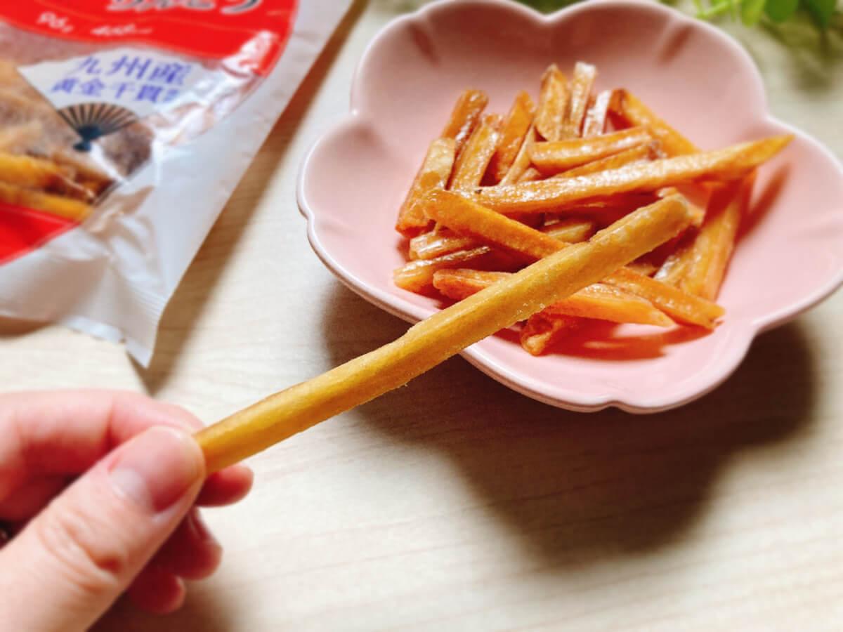 みんなのおやつ芋かりんとう(村田製菓) 価格:108円(税込)