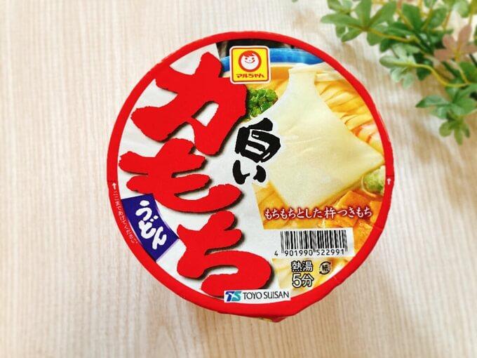 マルちゃん 白い力もちうどん 価格:208円(税込)