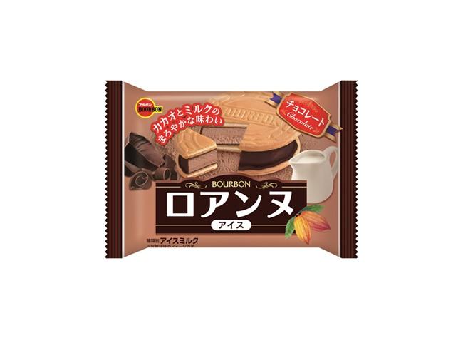 ロアンヌアイスチョコレート